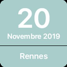 20 novembre 2019 à Rennes