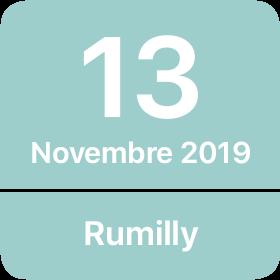 13 novembre 2019 à Rumilly